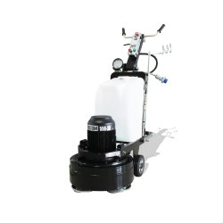 220V Manual Rotating Floor Grinding Machine for Marble Epoxy Terrazzo