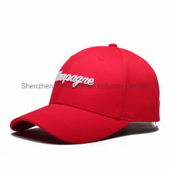 Custom Promotional Caps 3D Embroidery Golf Hat Fashion Visor Sport Baseball Hat