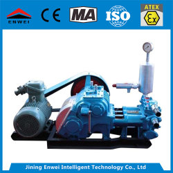 High Efficiency Triplex Mud Slurry Pump Line for Building Construction