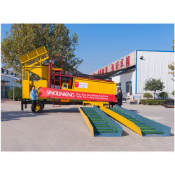 Alluvial Gold Washing Plant/Trommel Screen Machine/Mining Equipment