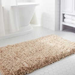 Anti Slip Non Skid Acrylic Polyester Nylon Bath Bathroom Bathtub Shower Toilet Door Floor Mats