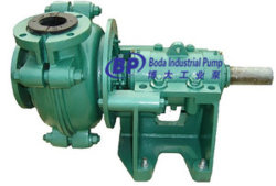 High Efficiency Horizontal Ash Slurry Pump