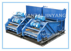 High Frequency Tailings Dewatering Screen for Slurry Separation