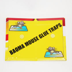 2015 Professional, Eco-Friendly, Powerful Mouse Trap, Rat Glue Trap