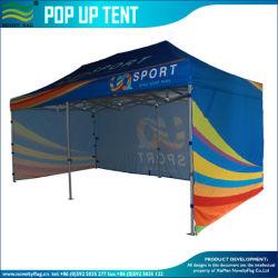Steel Aluminum Folding Canopy Tent Pop up Glow Marquee Gazebo Roof Top Tent