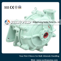 High Efficiency Long Worklife Centrifugal Slurry Pump Hhs Type