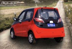 Factory Wholesale Utility 4 Wheel Electric Mini Vehicles Car