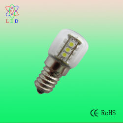Small Compact LED T22 Fridge Bulb LED E12 Miniature Light Lamp