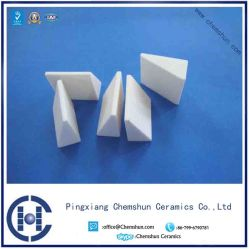 Wear Resistant High Alumina Ceramics for Industry Repair