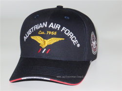 OEM Custom Cap Embroidery and Printing High Quality Baseball Cap Hat Fashion Man Hat Sports Caps
