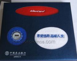Bank Insurance Car Telecom Promotional Business Sports Towel Sweat Band Bottle Gift Set