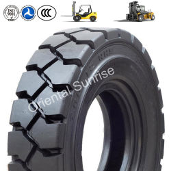 Industrial Pneumatic Forklift Tire 5.00-8, 6.00-9, 10-16.5, 12-16.5 Skid Steer Solid Tyre