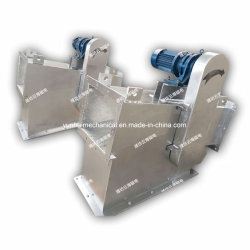 Slurry Magnet Separation Pipe Automatic Magnetic Separator