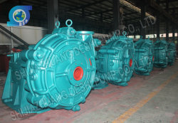 China Slurry Pump Factory Mill Circuit Heavy Duty High Head Slurry Pump