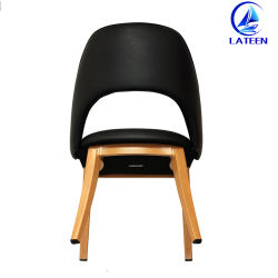 Manufacture Dining Room Aluminum Chair Restaurant Furniture for Sale