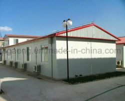 High-End Good Quality Fast Construction Peb Camp for Construction Site