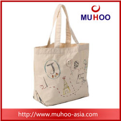 Eco Friendly Supermarket Travel Sports Shopping Canvas/Cotton Bag