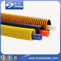 Spiral Helix Water Suction Water Discharge PVC Suction Hose Vacuum Hose