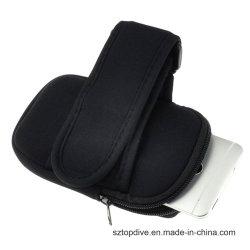 Wholesales Promotion Soft Mini Neoprene Arm Phone Bag