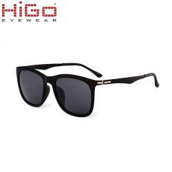 d9746785d2d9 Polarized Sunglasses for Men Women Driving Fishing Unisex Vintage  Rectangular Sun Glasses