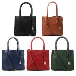 Brand Women Leather Handbags Lady Large Tote Bag For Mk