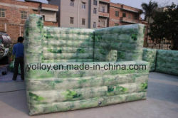 34 Inflatable Laser Tag Tactical Paintball Bunkers