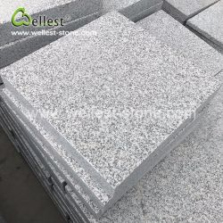 G602 G603 G655 G633 Light and Dark Grey Granite Stone for Floor Paving and Wall Cladding