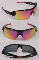 Top Quality UV400 Protection PC Outdoor Sport Bicycle Eyeglass
