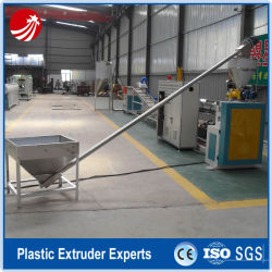 Plastic PS PE PP Flakes Recycling Equipment for Factory Direct Sale