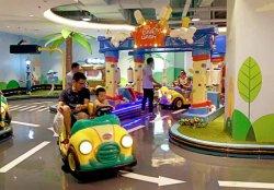 2017 New Design Educational Amusement Rides---Ruby Car Town