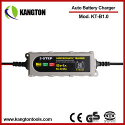 1A Auto Car Battery Charger and Maintainer