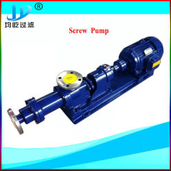 Twin Screw Pump for Conveying Coal Slurry