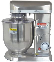 10 Liter Electric Stand Planetary Food Mixer Machine Price with Spare Parts
