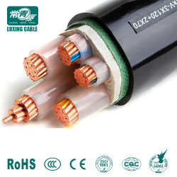0.6/1kv 4 Cores Rubber Power Cable / Electric Cable / Rubber Cable with Best Price