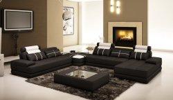 Fashion Leisure Leather Sofa with Good Price