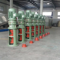 Vacuum Mechanical Solid Liquid Slurry Mixer