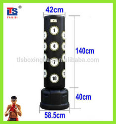 Stay up Box Punching Bag-Big with Base for Human