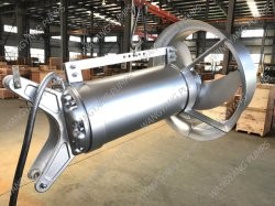 Qjb Series Submersible Mixer Stainless Steel Material