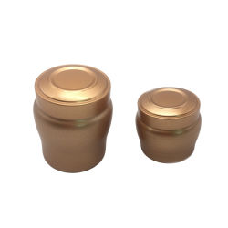 Wholesale Mini Tea Container Aluminum Can for Tea with Custom Logo