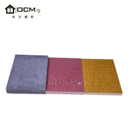 Heat Resistant Fire Rated MGO Wall Panels