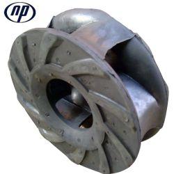 D3147 Chrome 27% Cr Slurry Pump Impeller for 4/3cah & 4/3dah