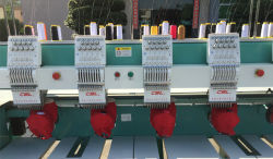 Factory Price SGS Cap Embroidery Machine with High Quality Lower Price