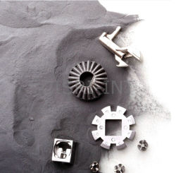 Atomized Metal Alloy Powder for MIM and Pm