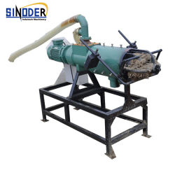 Cheap Dewatering Machine Cow Manure Dewater Equipment Chicken Manure Solid Separator Screw Press Slurry Dryer