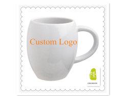 Customized High Quality White Ceramic Coffee Mug