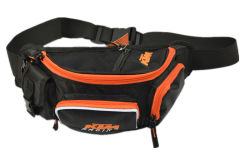 Ktm Muti-Functional Polyester Travel Sports Waist Pack Bag