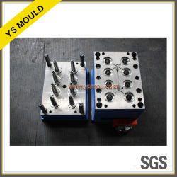 Plastic Coil Mould with Hot Runner