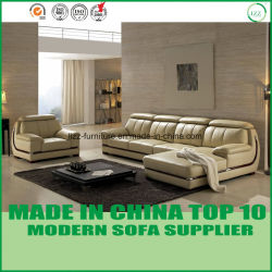 Divaani Italian Leather Living Room Sofa