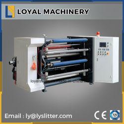 Self Adhesive Paper Sticker Slitter High Speed Slitting Machine