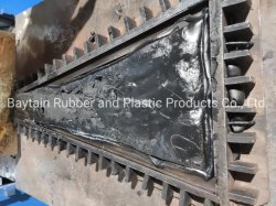 Rubber Spare Parts Cover Plate Liner Rubber Liners Slurry Pump Parts
